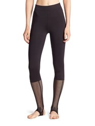 Koral Vertex Stirrup Leggings Black