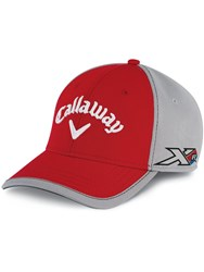 Callaway Tour Authentic Staffer Cap Red