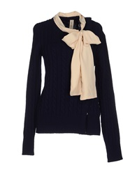 Coast Weber And Ahaus Cardigans Dark Blue