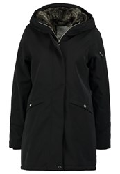 Elvine Angela Winter Coat Black