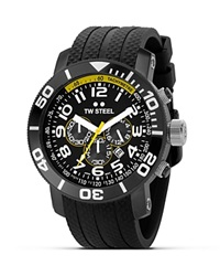 Tw Steel Grandeur Diver Black Pvd Watch 48Mm No Color