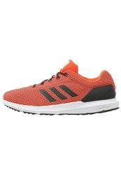 Adidas Performance Cosmic Cushioned Running Shoes Solar Red Core Black White