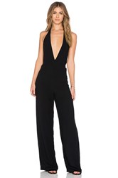 Motel Sakha Jumpsuit Black