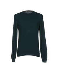 Officina 36 Sweaters Green
