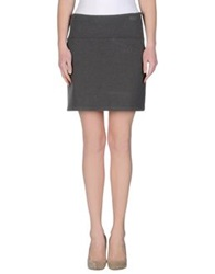 Philosophy Di Alberta Ferretti Knee Length Skirts Grey