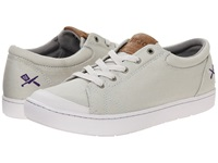 Mozo The Maven Canvas Lunar Rock Women's Shoes White