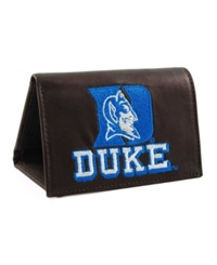 Rico Industries Duke Blue Devils Trifold Wallet Black