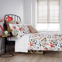 Christy Carlotta Coral Duvet Cover Double