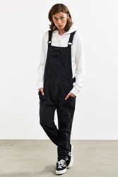 Bdg Knit Overall Washed Black