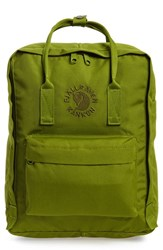 Fjall Raven Fjallraven 'Re Kanken' Water Resistant Backpack Green Spring Green