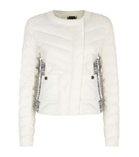 Juicy Couture Boucle Puffer Jacket Female