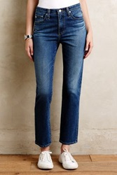 Anthropologie Alexa Chung For Ag Sabine High Rise Jeans 10 Years Well Worn