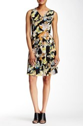 Nine West Butterfly Dress Multi