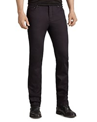 John Varvatos Collection Woodward Slim Fit Jeans In Black