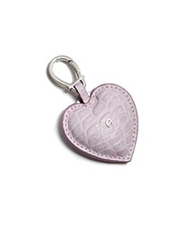 Etienne Aigner Heart Key Fob Orchid