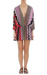 Missoni Mare Women's Cinched Cover Up Red