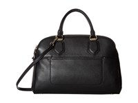 Cole Haan Tali Double Zip Satchel Black Satchel Handbags