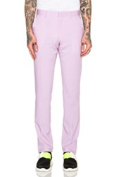 Christopher Kane Tailored Trousers In Purple