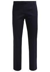 Marc O'polo Trousers Navy Eclipse Dark Blue