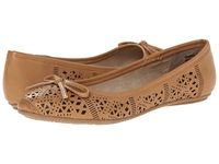 Chinese Laundry Hannah Camel Women's Flat Shoes Tan