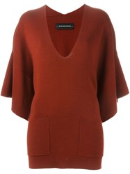 By Malene Birger 'Gayo' Sweater Red