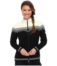 Dale Of Norway Nordlys Feminine Black Women's Sweater