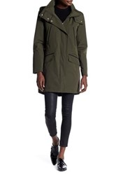 Soia And Kyo Softshell Anorak Green