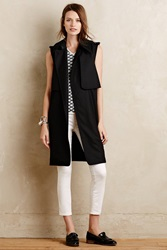 Tracy Reese Nightwinds Sleeveless Trench Black