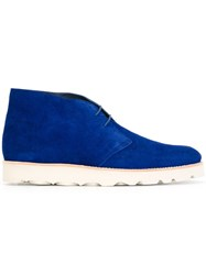Opening Ceremony 'M6' Chukka Boots Blue