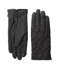 Echo Touch Deco Quilt Gloves Black Extreme Cold Weather Gloves