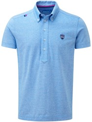Bunker Mentality The Pinch Playa Polo Chambray