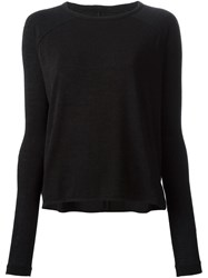 Rag And Bone Rag And Bone 'Camden' Loose Fit Sweater Black