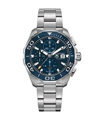 Tag Heuer Cay211b. Ba092 Stainless Steel Sapphire Crystal Watch Silver
