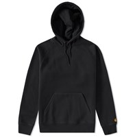 Carhartt Hooded Chase Sweat Black