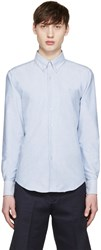 Naked And Famous Blue Oxford Regular Shirt