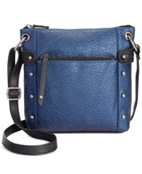 Styleandco. Style Co. Tate Small Crossbody Only At Macy's Pearl Blue