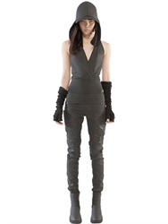 Demobaza Robo Stretch Cotton Semi Jumpsuit
