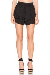 Heartloom Cassis Short Black