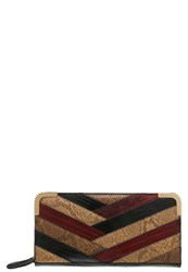 New Look Wallet Burgundy Dark Red