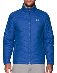 Under Armour Coldgear Reactor Packable Quilted Jacket Ultra Blue