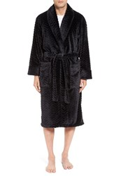 Daniel Buchler Men's Plush Robe