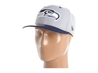 New Era Seattle Seahawks Nfl Black Team 59Fifty Grey Navy Baseball Caps Multi