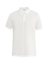 James Perse Supima Cotton Standard Polo Shirt