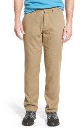 Men's Patagonia 'Back Step' Regular Fit Pants Ash Tan