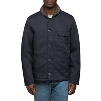 Universal Works Navy Twill N1 Jacket Blue
