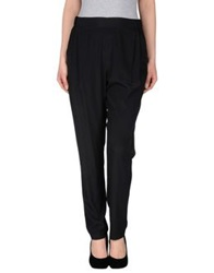Dkny Casual Pants Black