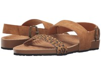 Volcom Unwind Sandal Cheetah Women's Sandals Animal Print