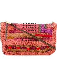 Jamin Puech Flap Opening Crossbody Bag Multicolour
