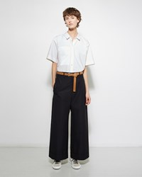 Sofie D'hoore Pastis Wide Leg Trouser Midnight