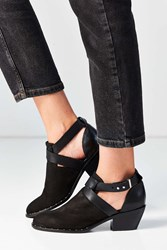 Urge Footwear Cutout Boot Black